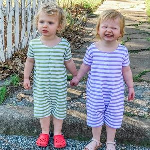 June & January Romper - Size 2T - Great Condition